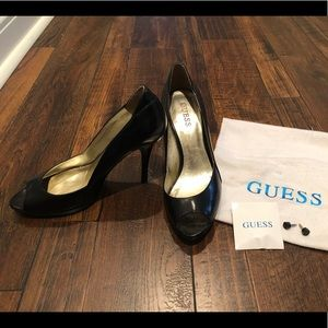 Guess Leather Stilettos